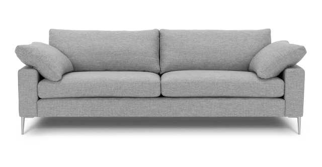 Nova Winter Gray Sofa - Article