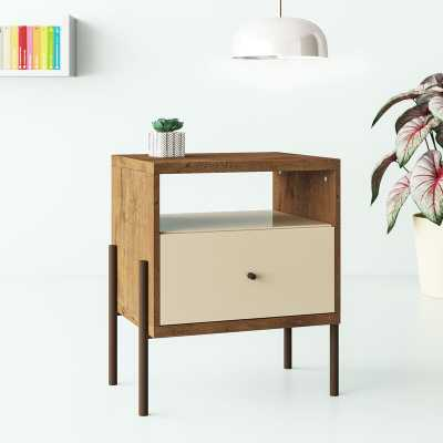 Alviso 1 Drawer Nightstand - Wayfair