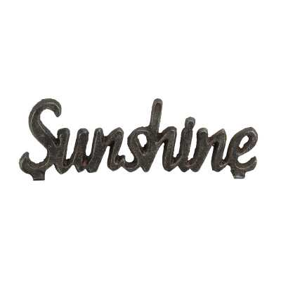 Beya Sunshine Letter Blocks - Wayfair