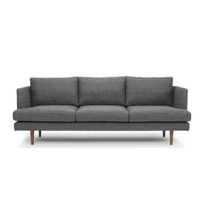 "Reanna Polyester Blend 84"" Recessed Arm Sofa - AllModern"