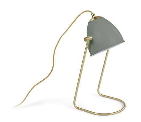 Fila Green Table Lamp - Article