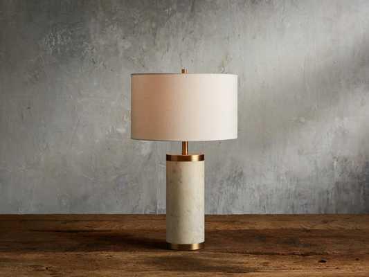 caseti table lamp - Arhaus