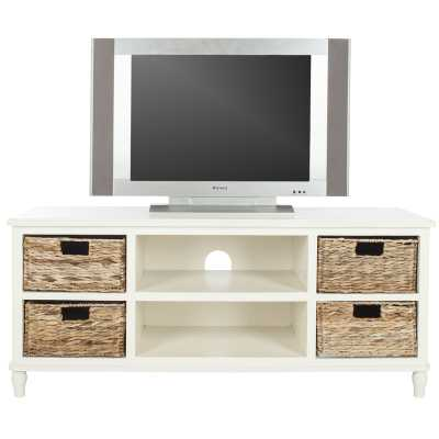 "Chaim TV Stand for TVs up to 55"" - Wayfair"