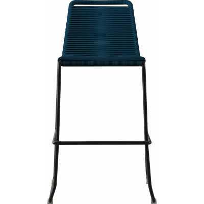 """Jaren Counter Stool, Blue, 26"""" seat height - Wayfair"""