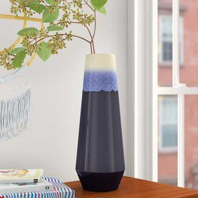 Jess Ceramic Floor Vase - Wayfair