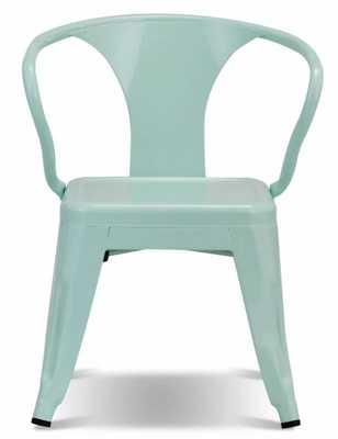 Lentz Steel Kids Chairs, set of 2 - Wayfair