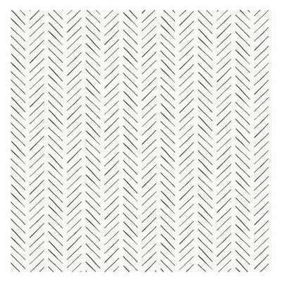 Pick-Up Sticks Peel and Stick Wallpaper (single roll) - York Wallcoverings