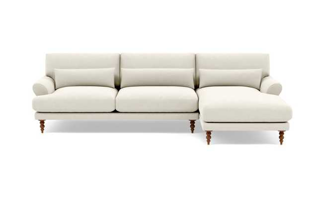 MAXWELL Sectional Sofa with Right Chais - Interior Define