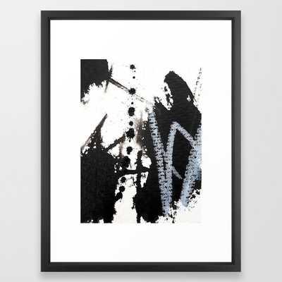 Clutter Framed Art Print - Society6