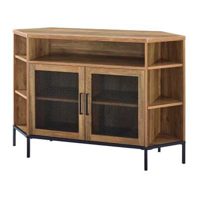 "Dominick Corner TV Stand for TVs up to 50"" - AllModern"