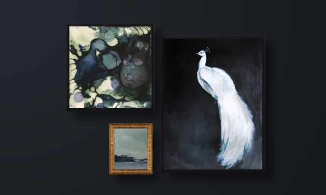 Set The Mood - Gallery Wall - Artfully Walls
