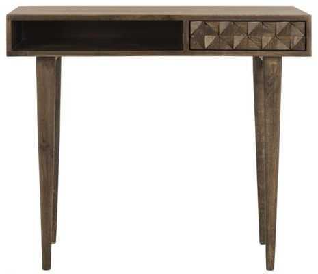Zinnia Desk - Walnut - Arlo Home - Arlo Home