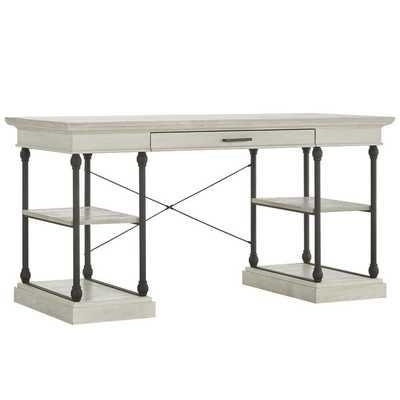 Poynor Solid Wood Desk - Birch Lane