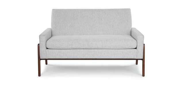 Nord Galaxy Gray Loveseat - Article