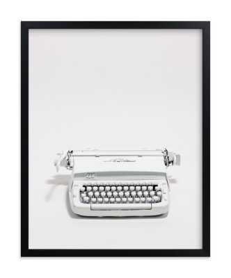 The Typewriter - Minted