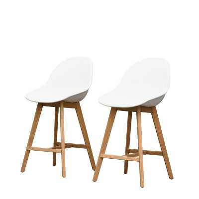 "Cruce 27.5"" Bar Stool - Wayfair"