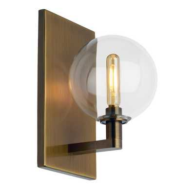 Herberts 1-Light Armed Sconce - Perigold