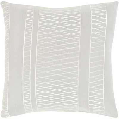 """Cora - COR-003 - 18"""" x 18"""" - with poly insert - Neva Home"""