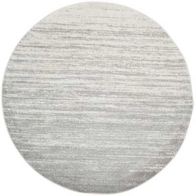 Mcguire Ivory/Silver Rug - Wayfair