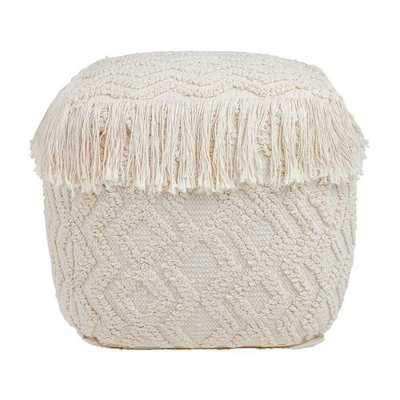 Zahir Pouf - Wayfair