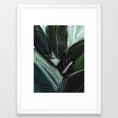 Lush Lux Framed Art Print - Society6