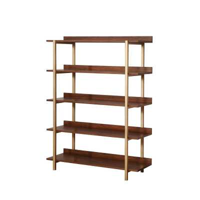 Rhoads Etagere Bookcase - Wayfair