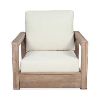 Richmond Patio Chair with Cushions (Set of 2) - Wayfair