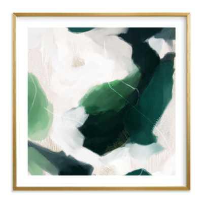 "Oja Wall Art - 44"" x 44"" - Gilded Wood Frame - Minted"