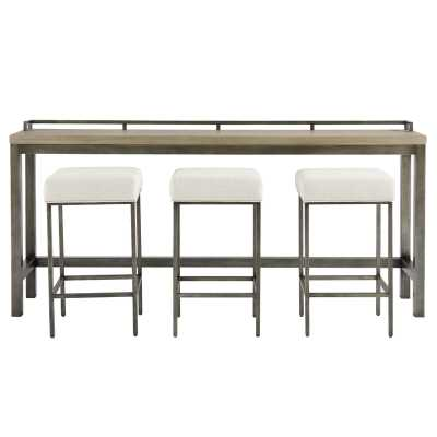 Susan Console Table and Stool Set - Wayfair