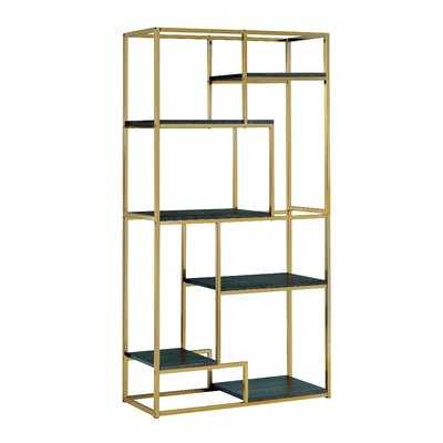 Cohan Etagere Bookcase - Wayfair