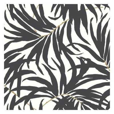 Bali Leaves Premium Peel and Stick Wallpaper - York Wallcoverings
