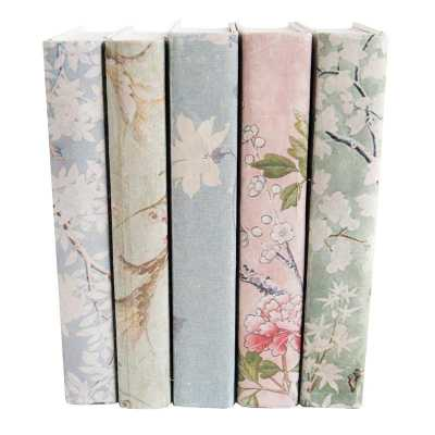 CHINOISERIE BOOKS (SET OF 5) - McGee & Co.
