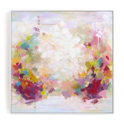"Breathe, CANVAS, 30"" X 30"", GALLERY WRAP - Minted"