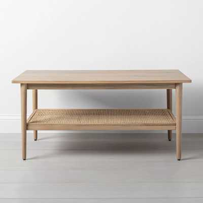 Wood & Cane Coffee Table - Hearth & Hand™ with Magnolia - Target