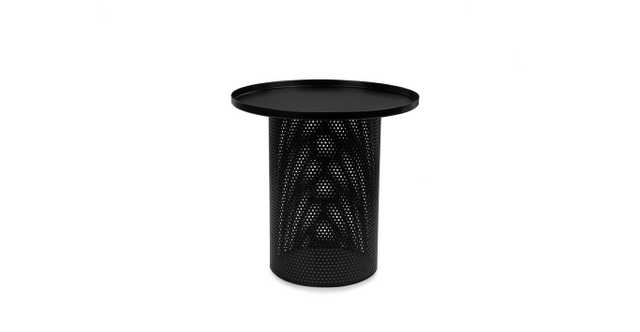 Equa black  Side Table - Article
