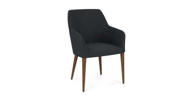 Feast Bard Gray Dining Chair - Article