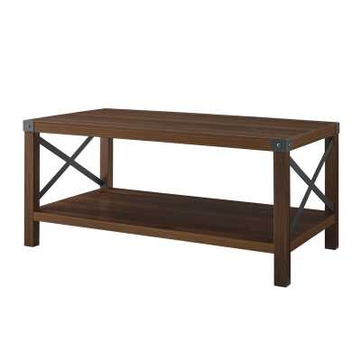 Arsenault Coffee Table with Storage - Wayfair