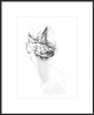 Portrait of a Dancer - Artfully Walls