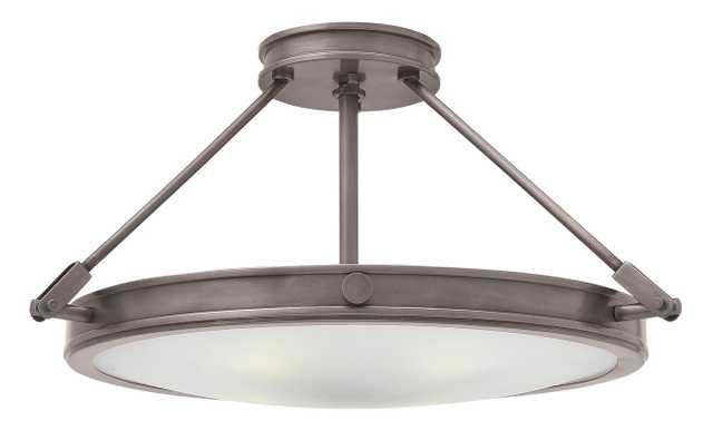 Collier 4-Light Semi Flush Mount - Perigold