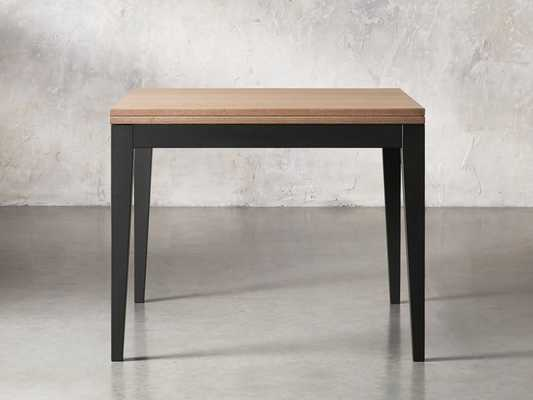"rho 39"" square flip-top dining table - Arhaus"