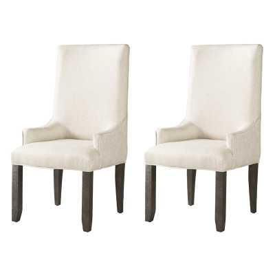 Mcwhorter Arm Chair by Laurel Foundry Modern Farmhouse- SET OF 2 - Wayfair