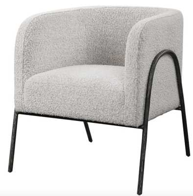 JACOBSEN ACCENT CHAIR - Hudsonhill Foundry