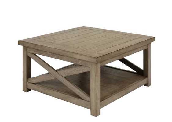 Darin Coffee Table - Wayfair