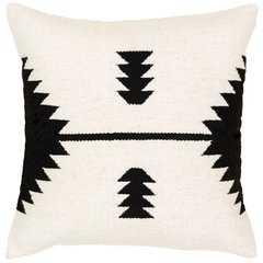"Shiprock SHO-001 20"" x 20""  Pillow Shell with Polyester Insert - Neva Home"