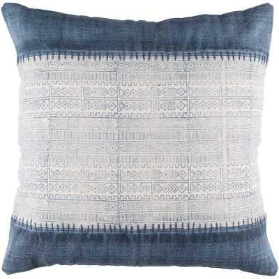 Friedman Cotton Throw Pillow with Poly Fill - AllModern