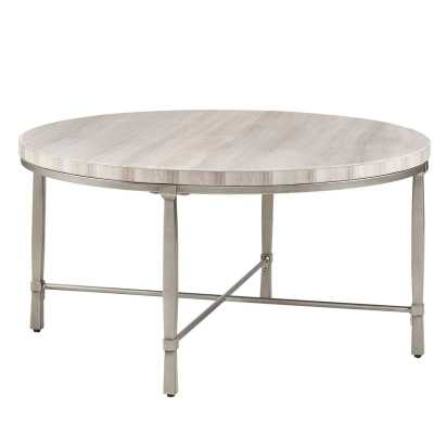 Alexys Round Coffee Table - Wayfair