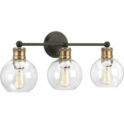 Mata 3-Light Dimmable Vanity Light - AllModern