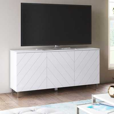 "Myndi 59.5"" Wide Sideboard- White - Wayfair"
