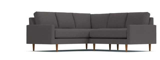 Scott 2pc L-Sectional Sofa - Chromium - Apt2B