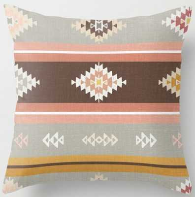 Vintage Kilim (big) Throw Pillow - Society6